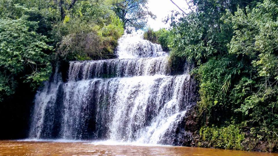 Resultado de imagem para cachoeira santa maria conquista mg